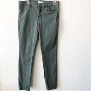 Loft modern skinny jeans size 29 / 8